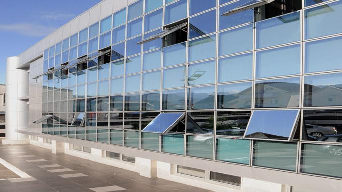 شركة تركيب واجهات زجاجية والومنيوم 0565519927